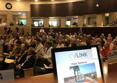 CV Link Public Testimony
