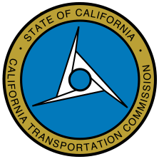 California Transportation Commission Logo